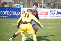 Hlučín nevyhrál. Slezané ztratili vítězství deset minut před koncem zápasu.