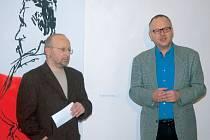 Dlouhá léta tvořili organizátorský tým v tomto sdružení Martin Klimeš (vlevo) a Jiří Siostrzonek.