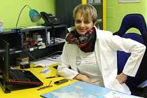 Eva Dratvová s povinným vydávám elektronických receptů nesouhlasí.