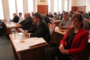 Na opavské Hlásce se dnes řeší budoucnost Slezského FC. Zastupitelé se kvůli tomu mimořádně sešli.
