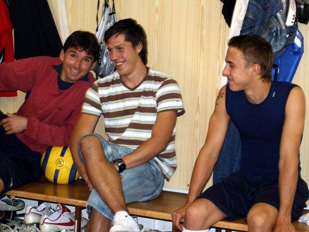 Fotbalisté Opavy započali v pondělí první den přípravy.