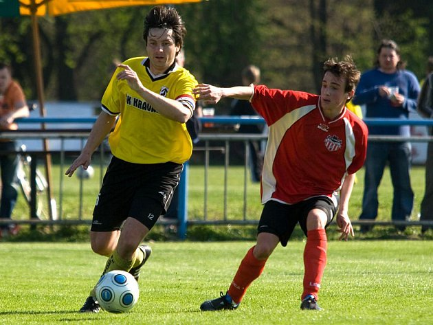 SK Kravaře - FC Elseremo Brumov 2:2