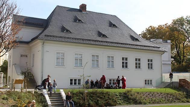 Müllerův dům v Opavě.