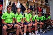 Nováček první fotbalové ligy z Opavy začal ve čtvrtek přípravu na novou sezonu.