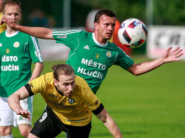 FC Hlučín - FC Odra Petřkovice 2:2