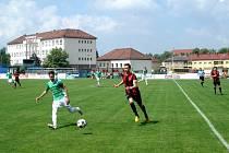 FC Hlučín U19 - Slezský FC Opava U19 1:1