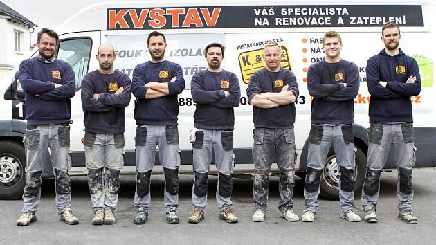 Štěpánkovická společnost KVSTAV.