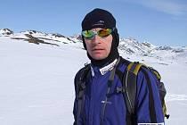 Jiří Čech se zúčastnil závodu Arctic Circle Race v Grónsku.