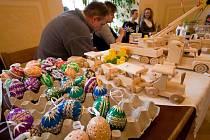 Letošní Velikonoce na zámku přilákaly během uplynulého víkendu 6 300 návštěvníků.