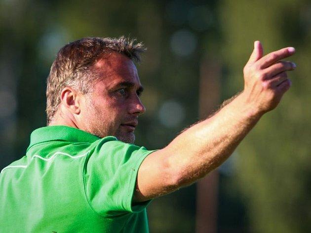 Jaroslav Kolínek, trenér FC Hlučín U19
