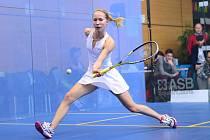 Úspěšná opavská sportovkyně Anna Serne.