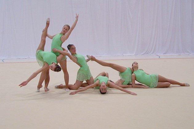 Gymnastky zOpavy.