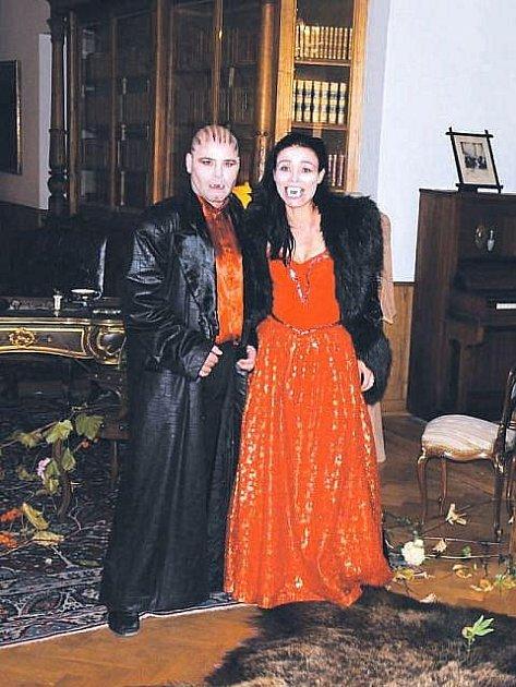 Raduňský zámek znovu ovládnou halloweenské příšery.