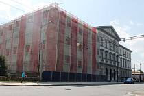 Opavský soud prochází rekonstrukcí, která vyjde na více než 21 milionů korun.