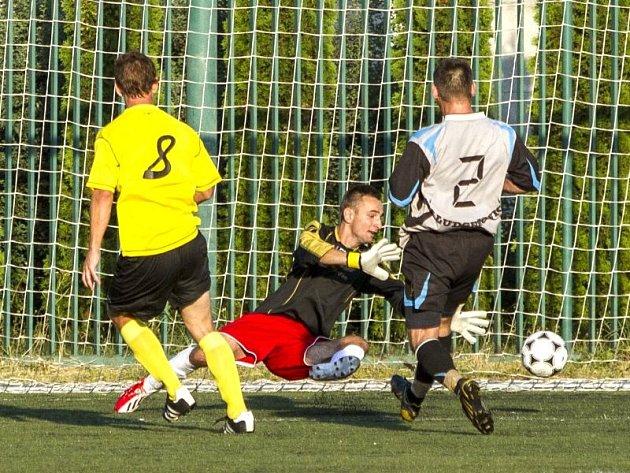 Kylešovice – Ludgeřovice 6:0 (gól na 2:0)