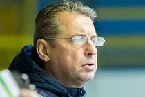 Trenér Pavel Hulva.