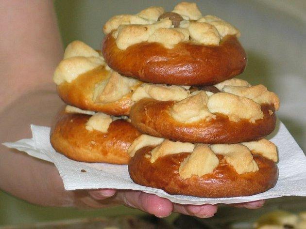 Na Koláčobraní budou na návštěvníky čekat asi tři tisícovky koláčů.