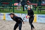 Český pohár 1* žen v plážovém volejbale, 11. července 2020 v Opavě.