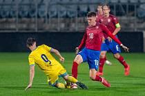 Česko U19 – Kazachstán U19 3:0