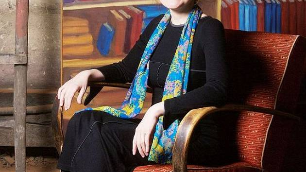 Lucie Seifertová vyrobila největší knihu na světě.