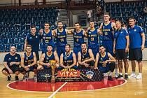 Basketbalisté Opavy mají první trofej