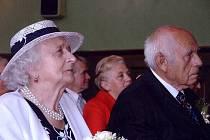 Manželé Kudělovi. Svou svatbu si zatím naposledy připomněli před pěti lety. Nyní si chtějí událost znovu zopakovat.