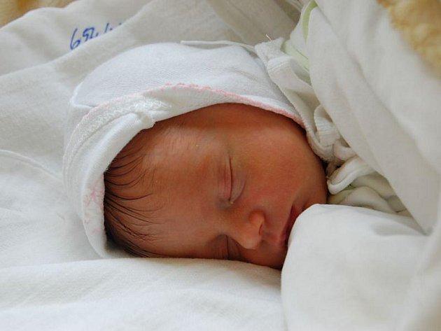 Katrin a Kristýna Ranošovy se narodily 22. července. Katrin vážila 2,07 kg a měřila 46 cm.