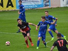 FC Sellier & Bellot Vlašim - Slezský FC Opava 1:2