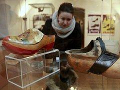 Boty, botky, botičky. To je název výstavy, kterou byste si rozhodně neměli nechat ujít.