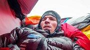 Výstup do 7 800 metrů nad mořem dal Tomáši Petrečkovi pořádně zabrat. Výše se už zde letos bohužel nepodívá.