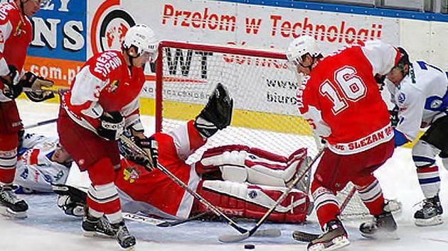 Trenér hokejové juniorky Slezanu Opava chce se svým týmem postoupit do vyřazovacích bojů.