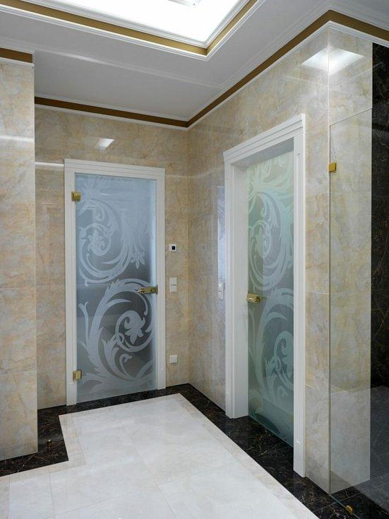 Ukázky výroby markvartovické společnosti Internal door.