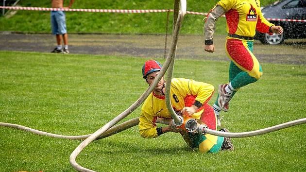 Víkendové závody Moravskoslezského poháru opět přinesly zajímavou podívanou.