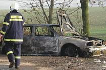 Když je člověk potřebuje, jsou vždy ochotni pomoci. Třeba když vám na silnici mezi Bohuslavicemi a Vřesinou začne hořet auto.