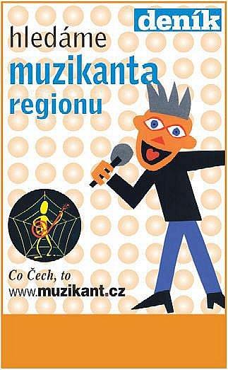 Zvolte v nové soutěži Deníku muzikanta regionu!