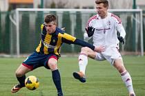 Slezský FC Opava - FK Fotbal Třinec 2:1