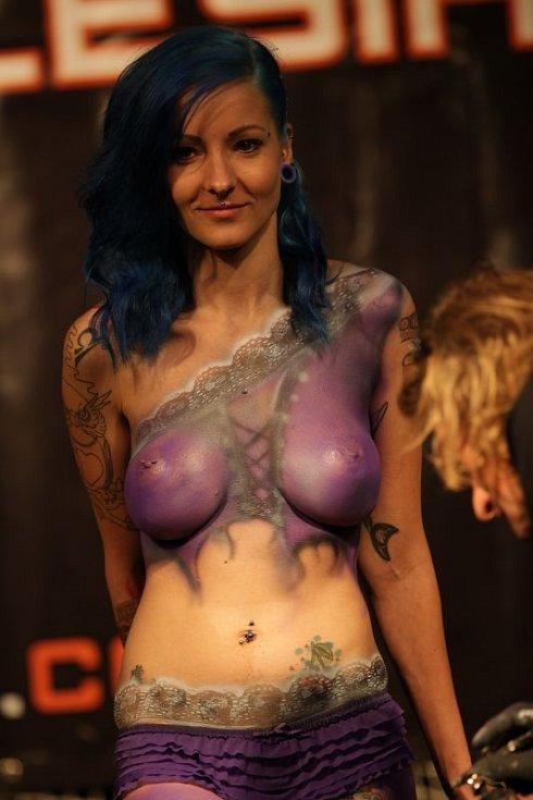 Tattoo Session Silesia 2013 v opavské Víceúčelové hale.