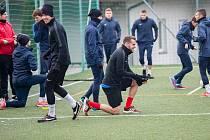 Fotbalisté SFC Opava. Ilustrační foto.