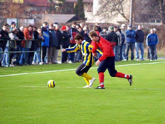 Obrovské sestupové problémy mají fotbalisté Dolního Benešova. Doma opět prohráli.