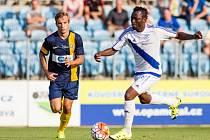 Slezský FC Opava – MFK Frýdek-Místek 1:0