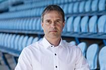 Místopředseda České unie sportu Marek Hájek