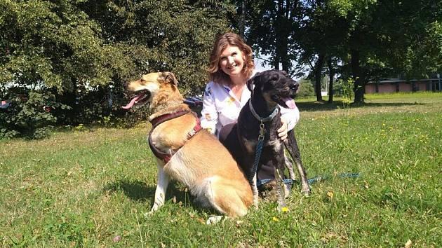 Barbora Tocauerová je předsedkyní Moravskoslezského spolku pro ochranu zvířat.