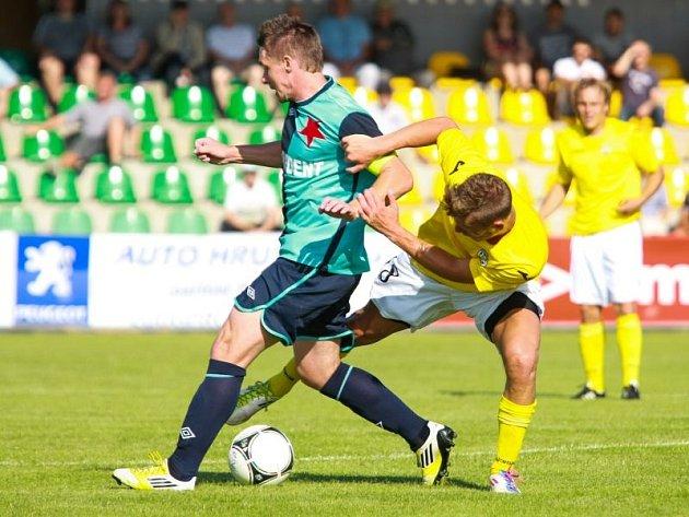 FC Hlučín – FK Slavia Orlová-Lutyně 3:0