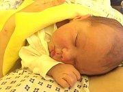 Kryštof Sýkora se narodil rodičům Denise a Lukášovi z Opavy 2. dubna v krnovské porodnici, vážil 3,80 kilogramů a měřil 50 centimetrů.