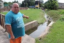Podle třebomského starosty Jaroslava Vlka by se jeden z poldrů mohlo podařit vybudovat do tří let.
