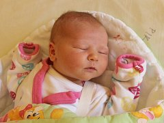 Stella Schreierová se narodila 11. ledna, vážila 3,50 kg a měřila 49 cm. Rodiče Tereza a Honza z Velkých Hoštic svému prvorozenému dítěti přejí do života štěstí, zdraví a spokojenost.