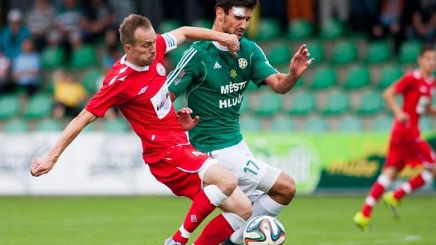 Gevorg Badalyan se proti Vyškovu blýskl krásným gólem.