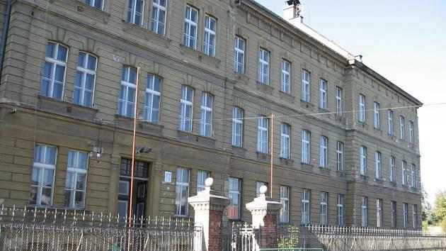 Objekt bývalého kněžského semináře ve Vidnavě.