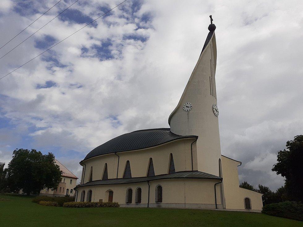 Kostel Krista dobrého Pastýře.