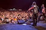 Holba Rock na grilu v Opavě.